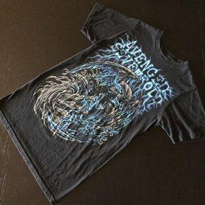 Other - Avenged Sevenfold A7X 2011 Asia Tour T-Shirt Men S